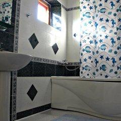Хостел Центральный Кровать в общем номере с двухъярусной кроватью фото 6