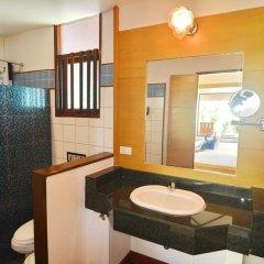 Отель Golden Bay Cottage 3* Бунгало Делюкс с различными типами кроватей фото 23