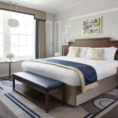 Отель Claridge's 5* Улучшенный номер с различными типами кроватей фото 4
