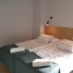 Отель Plaza Mayor Апартаменты с различными типами кроватей фото 5