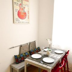 Апартаменты Meidling Apartments питание