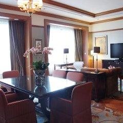 Four Seasons Hotel Singapore 5* Президентский люкс с различными типами кроватей фото 3