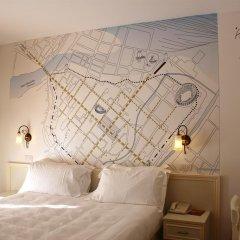 Hotel Sovrana & Re Aqva SPA 4* Улучшенный номер двуспальная кровать фото 8