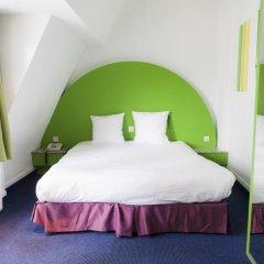 Отель Hôtel Siru 3* Номер Комфорт с двуспальной кроватью фото 2