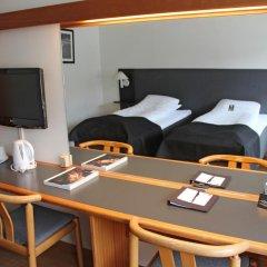 Отель First Hotel Aalborg Дания, Алборг - отзывы, цены и фото номеров - забронировать отель First Hotel Aalborg онлайн удобства в номере фото 2