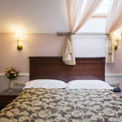 Гостиница Старый Город на Кузнецком 3* Стандартный номер разные типы кроватей