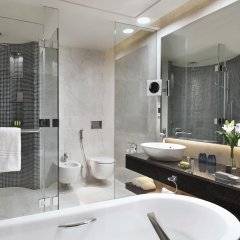 Marriott Hotel Al Forsan, Abu Dhabi 5* Улучшенный номер с различными типами кроватей фото 4