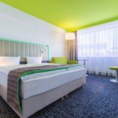Отель Park Inn by Radisson Nuremberg 3* Улучшенный номер с различными типами кроватей фото 3