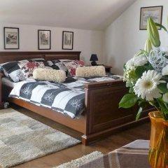 Отель Green Apartment Чехия, Франтишкови-Лазне - отзывы, цены и фото номеров - забронировать отель Green Apartment онлайн комната для гостей фото 2