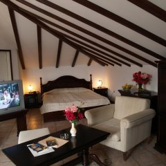 Виктория Отель 3* Люкс с различными типами кроватей фото 3