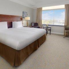 Отель London Hilton on Park Lane 5* Стандартный номер с различными типами кроватей фото 13