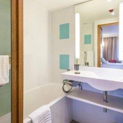 Отель Novotel London Paddington 4* Улучшенный номер с различными типами кроватей фото 5