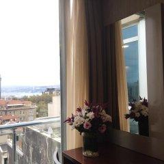 Taksim Gonen Hotel 4* Стандартный номер с различными типами кроватей фото 5