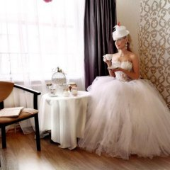 Гостиница irisHotels Mariupol 2* Номер категории Премиум фото 3