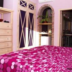 Отель Bed & Breakfast El Fogón del Duende Номер Делюкс с различными типами кроватей фото 3
