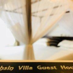 Отель Muhsin Villa Шри-Ланка, Галле - отзывы, цены и фото номеров - забронировать отель Muhsin Villa онлайн комната для гостей фото 2