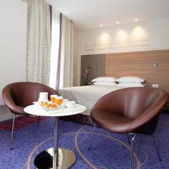 Hotel de Sevigne 3* Стандартный номер с разными типами кроватей фото 10