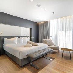 Отель The Plaza Tirana 5* Стандартный номер с различными типами кроватей фото 3