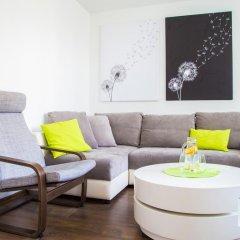 Апартаменты Plac Teatralny Imaginea City Apartments Варшава комната для гостей фото 2