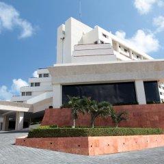 Отель Royal Solaris Cancun - Все включено Мексика, Канкун - 8 отзывов об отеле, цены и фото номеров - забронировать отель Royal Solaris Cancun - Все включено онлайн вид на фасад