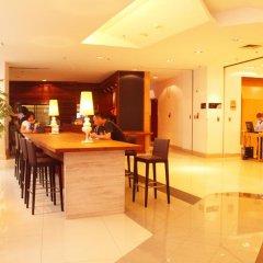 Отель Holiday Inn Express Beijing Minzuyuan Китай, Пекин - отзывы, цены и фото номеров - забронировать отель Holiday Inn Express Beijing Minzuyuan онлайн питание фото 3
