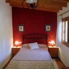 Отель Casa Rural Genoveva II Коттедж с различными типами кроватей фото 4