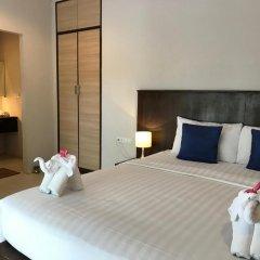 Отель Sarikantang Resort And Spa 3* Стандартный номер с различными типами кроватей фото 15