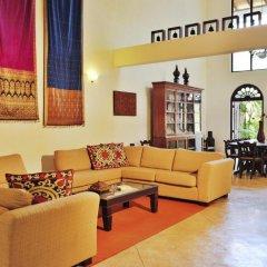 Отель Galle Heritage Villa by Jetwing 4* Номер Делюкс с различными типами кроватей фото 22