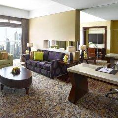 Отель Dusit Thani Dubai Номер Делюкс с различными типами кроватей фото 2