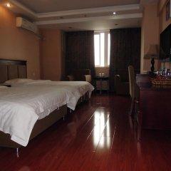 Chongqing Yueyou Hotel Airport Номер Бизнес с различными типами кроватей фото 4