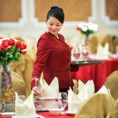 Vienna Hotel Dongguan Gaobu Дунгуань питание