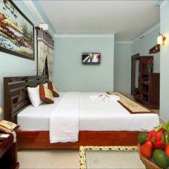 Отель Dong Nguyen Homestay Riverside 2* Стандартный номер с 2 отдельными кроватями фото 4