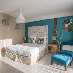 Отель Aux 5 Sens комната для гостей