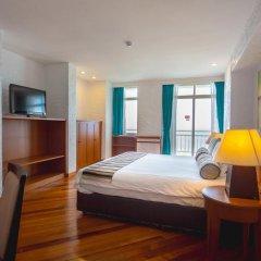 Отель Waterfront Suites Phuket by Centara Люкс с двуспальной кроватью фото 2