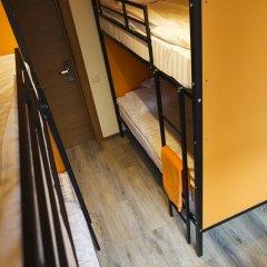 Хостел Портал Стандартный номер с двуспальной кроватью (общая ванная комната) фото 9