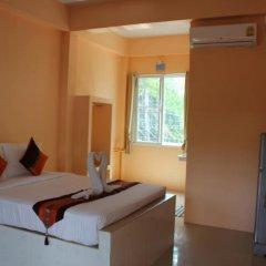 Отель Budchui Village2 2* Стандартный номер с различными типами кроватей фото 16