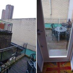Отель The London Agent Waterloo Comfortable Home Великобритания, Лондон - отзывы, цены и фото номеров - забронировать отель The London Agent Waterloo Comfortable Home онлайн балкон