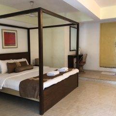 Отель Alegria - The Goan Village 2* Номер Делюкс с двуспальной кроватью фото 6