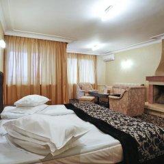 Отель Атлантик 3* Семейный номер Делюкс с двуспальной кроватью