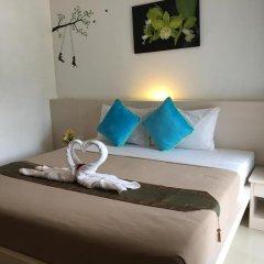 Phuthara Hostel Номер Делюкс с различными типами кроватей фото 13