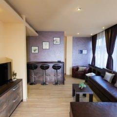 Отель Amarilis 717 Апартаменты с различными типами кроватей фото 3