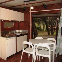 Отель Lisboa Camping Бунгало с различными типами кроватей фото 9