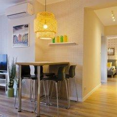 Апартаменты Apartments Wroclaw - Luxury Silence House Студия с различными типами кроватей фото 5