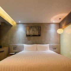 Отель Ad Lib 4* Стандартный номер с различными типами кроватей фото 6
