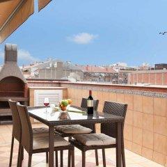 Отель LetsGo Sagrada Familia Penthouse Барселона балкон