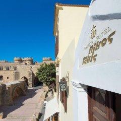 Nikos Takis Fashion Boutique Hotel 4* Улучшенный номер с различными типами кроватей фото 3