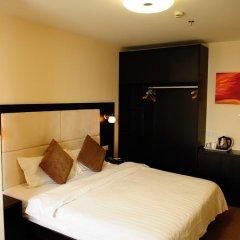 Joyfulstar Hotel Pudong Airport Chenyang 2* Номер Делюкс с различными типами кроватей фото 10