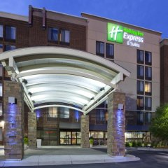 Отель Holiday Inn Express & Suites Bloomington - Mpls Arpt Area West 3* Стандартный номер фото 3