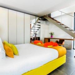 Апартаменты Cosmo Apartments Sants Улучшенные апартаменты с различными типами кроватей фото 3