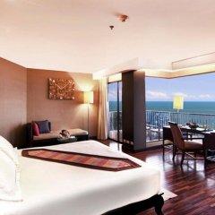 Отель Garden Cliff Resort and Spa 5* Полулюкс с различными типами кроватей фото 4